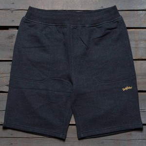 Undefeated Men UNDFTD KT Sweatshorts (black / heather)