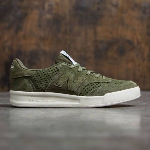 New Balance Men CT300SMG - Made In UK (olive / military olive)