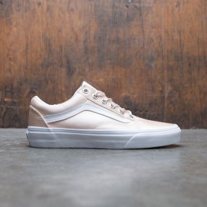 Vans Women Old Skool Satin Lux (tan)
