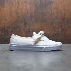 Vans Women Authentic Knotted (white / vintage white)
