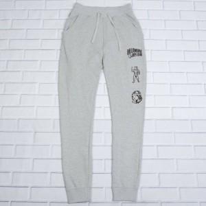 7f17c3973d6a0b Billionaire Boys Club Men Double Arch Jogger Pants (gray   heather)