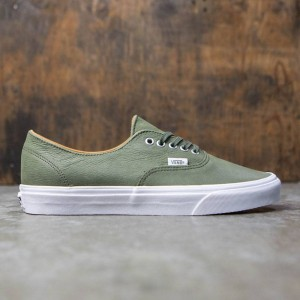 Vans Men Authentic Decon - Premium Leather (purple / grape leaf / true white)