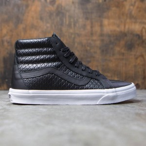 Vans Men Sk8-Hi Reissue DX - Armor Leather (black)