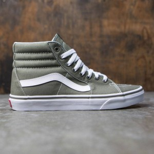 Vans Men Sk8-Hi - Canvas (purple / grape leaf)