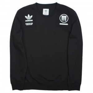 Adidas x Neighborhood Men Commander Sweater (black)