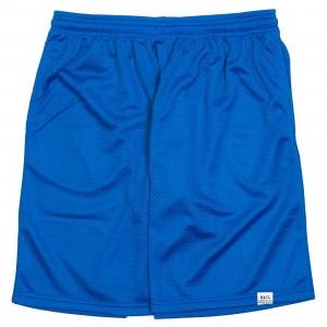 BAIT Men Nylon Basketball Shorts (blue / sapphire)