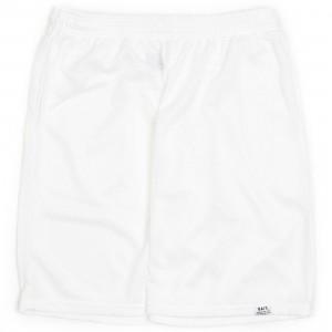 BAIT Men Nylon Basketball Shorts (white)