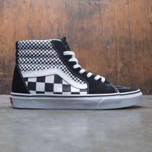 Vans Men SK8-Hi - Mixed Checkerboard (black / white)