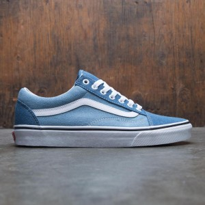 Vans Men Old Skool - Denim 2 Tone (blue / white)