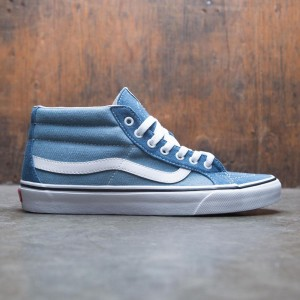 Vans Men SK8 Mid Reissue - Denim (blue / denim)
