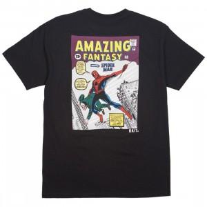 BAIT x Marvel Comics Men Amazing Spiderman Tee (black)