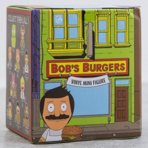 Kidrobot Bobs Burgers 3 Inch Mini Series Figure - 1 Blind Box