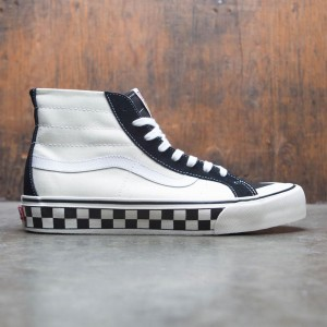 Vans Men SK8-Hi 138 SF (black / white / checkerboard)