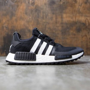 Adidas Men White Mountaineering NMD Trail PK (black / footwear white)