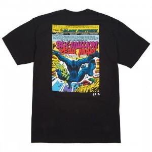 BAIT x Marvel Comics Men Black Panther Kick Tee (black)