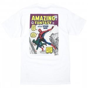 BAIT x Marvel Comics Men Amazing Spiderman Tee (white)