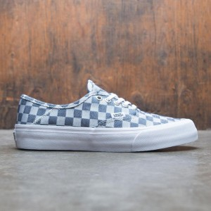 Vans Men Authentic SF - Checkerboard Denim (blue / denim / gray)