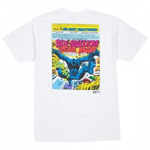 BAIT x Marvel Comics Men Black Panther Kick Tee (white)