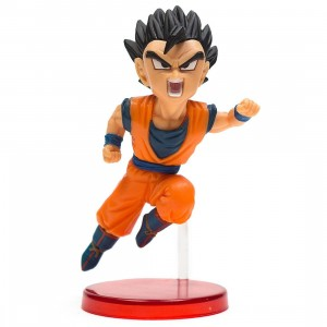 Banpresto Dragon Ball Super World Collectable Figure Vol 9 - Son Gohan Figure (orange)