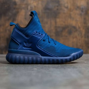 Adidas Men Tubular X Primeknit (navy / tech steel / core black)