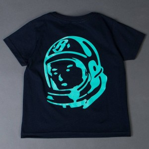 Billionaire Boys Club Youth Arch Helmet Tee (navy)
