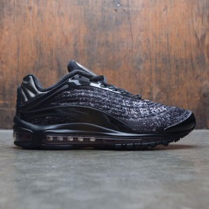 Nike Men Air Max Deluxe - Skepta (black / black-deep red)