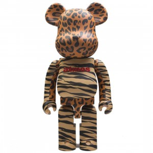 Medicom Atmos Animal 1000% Bearbrick Figure (brown)