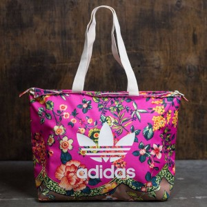 Adidas x FARM Jardineto Shopper Bag (pink / multi)