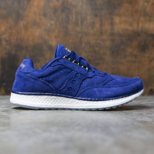 Saucony Men Freedom Runner (blue / gold)