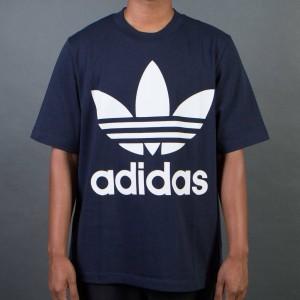 Adidas Men AC Boxy Tee (blue / legend ink)