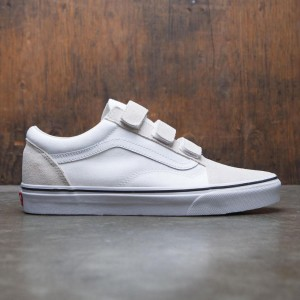 Vans Men Old Skool V (white / true white)