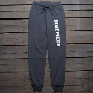 Dimepiece Women Dime Logo Jogger Pants (gray)