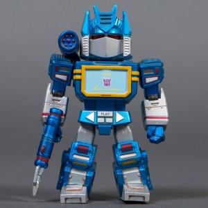 BAIT x Transformers x Switch Collectibles Soundwave 4.5 Inch Figure - Antique Metals Edition