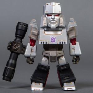 BAIT x Transformers x Switch Collectibles Megatron 4.5 Inch Figure - Antique Metals Edition