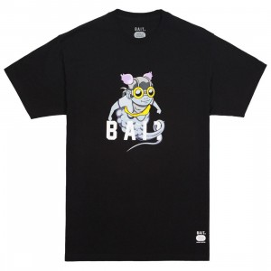 BAIT x Hebru Brantley Men Fly Girl Tee (black)