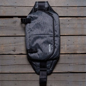 Incase Reform Sling Bag (gray / heather black)