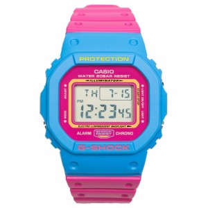 G-Shock Watches DW5600TB-4B (blue / pink)