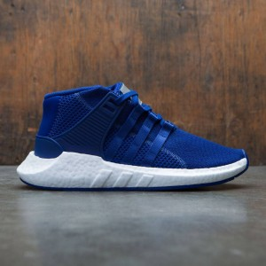Adidas x Mastermind World Men EQT Support 93/17 Mid (blue / mystery ink / footwear white)