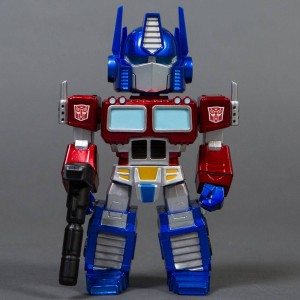 BAIT x Transformers x Switch Collectibles Optimus Prime 6.5 Inch Figure - Original Edition