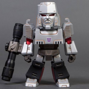 BAIT x Transformers x Switch Collectibles Megatron 6.5 Inch Figure - Antique Metals Edition