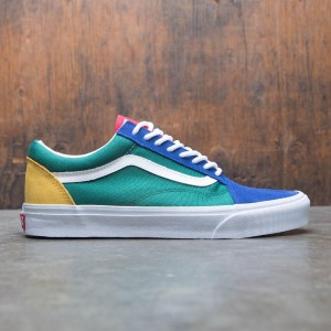 Vans Men Old Skool - Yacht Club (red / blue)