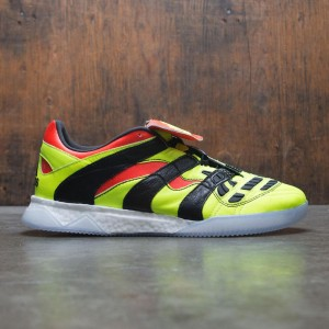 Adidas Men Predator Accelerator Trainers (yellow / solar yellow / core black / solar red)