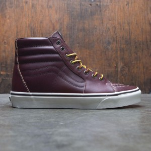Vans Men SK8-Hi - Groundbreakers (burgundy / rum raisin)