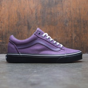 Vans Men Old Skool - Black Outsole (purple / grape / black)