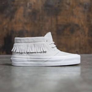 Vans Women Chukka Moc DX - Suede (white / blanc de blanc)