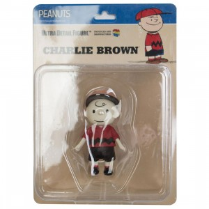 Medicom UDF Peanuts Vintage Ver. Charlie Brown Ultra Detail Figure (red)