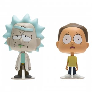 Funko Vynl Rick And Morty 2 Pack Rick + Morty Collectible Figure (green)