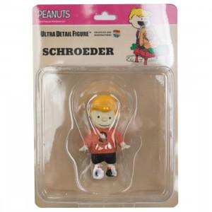 Medicom UDF Peanuts Vintage Ver. Schroeder Ultra Detail Figure (orange)