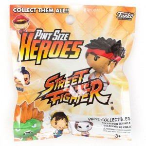 Funko Pint Size Heroes Street Fighter PDQ Vinyl Figure - 1 Blind Box