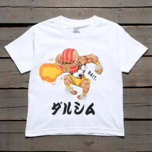 BAIT x Street Fighter Chibi Dhalsim Youth Tee (white)
